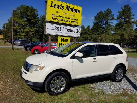2007 Ford Edge for sale at Lewis Motors LLC in Deridder LA
