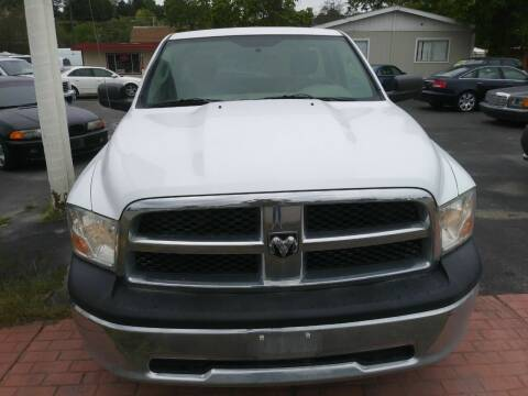 2012 RAM Ram Pickup 1500 for sale at Marvelous Motors in Garden City ID
