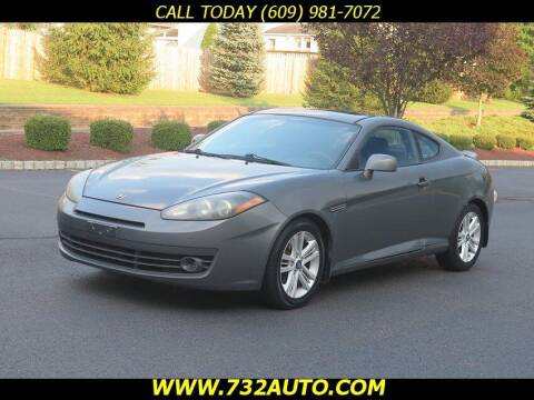 2007 Hyundai Tiburon for sale at Absolute Auto Solutions in Hamilton NJ