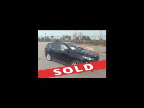 2021 Chevrolet Equinox for sale at ELITE MOTOR CARS OF MIAMI in Miami FL
