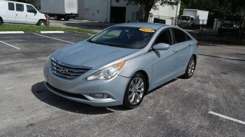 2012 Hyundai Sonata for sale at Best Price Car Dealer in Hallandale Beach FL