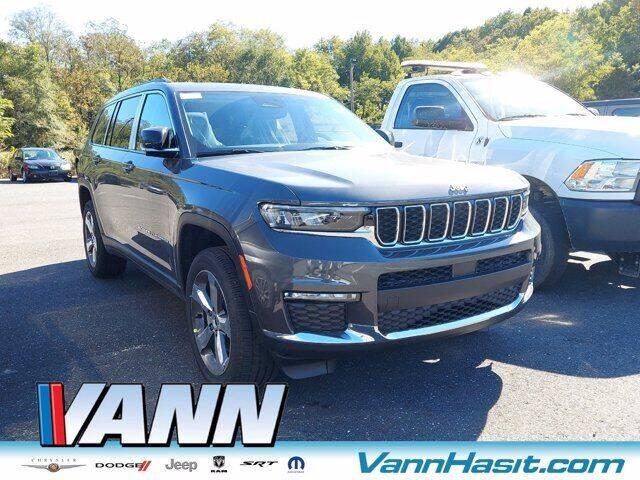 2021 Jeep Grand Cherokee L for sale in Vineland, NJ
