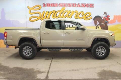 2017 Toyota Tacoma for sale at Sundance Chevrolet in Grand Ledge MI