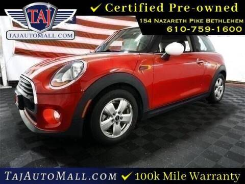 2017 MINI Hardtop 2 Door for sale at Taj Auto Mall in Bethlehem PA