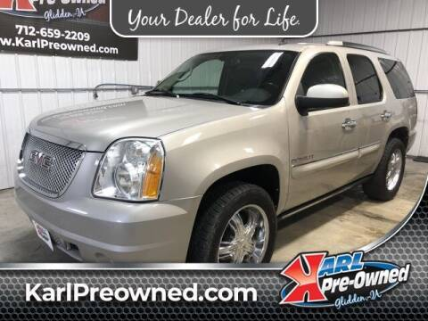 2007 GMC Yukon for sale at Karl Pre-Owned in Glidden IA
