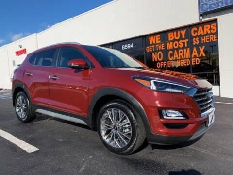 2019 Hyundai Tucson for sale at Hi-Lo Auto Sales in Frederick MD