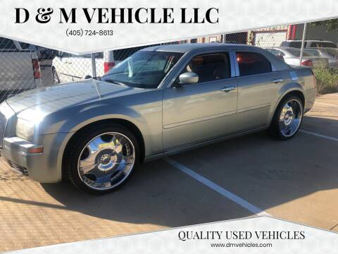2005 Chrysler 300 for sale at D & M Vehicle LLC in Oklahoma City OK