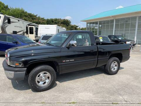 1994 Dodge Ram Pickup 1500 for sale at Autoway Auto Center in Sevierville TN