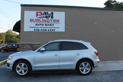 2012 Audi Q5 for sale at Burlington Auto Mart in Burlington NC