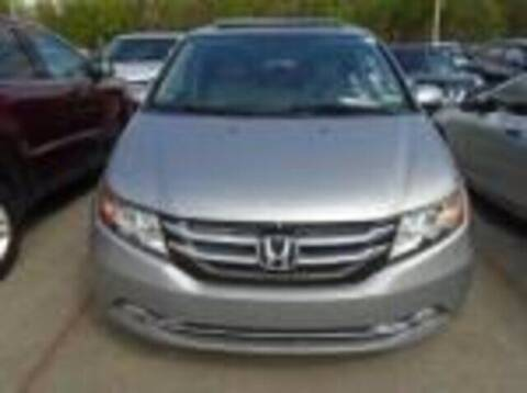 2016 Honda Odyssey for sale at Hickory Used Car Superstore in Hickory NC