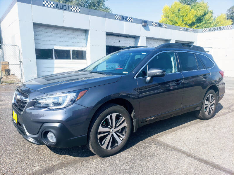 2018 Subaru Outback for sale at J & M PRECISION AUTOMOTIVE, INC in Fort Collins CO
