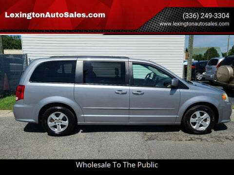2013 Dodge Grand Caravan for sale at LexingtonAutoSales.com in Lexington NC