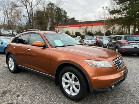 2004 Infiniti FX35 for sale at Car Online in Roswell GA