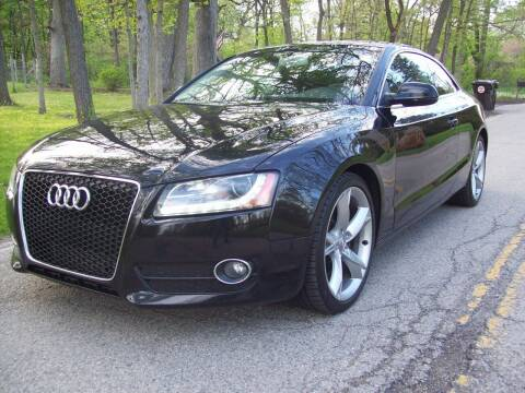 2012 Audi A5 for sale at Edgewater of Mundelein Inc in Wauconda IL