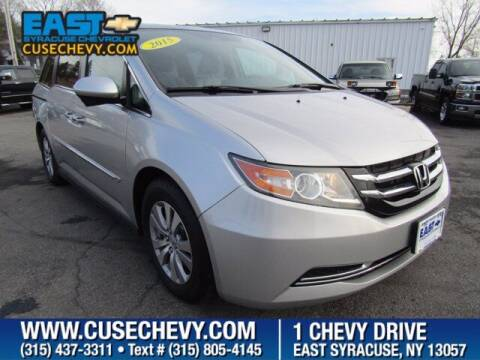 2015 Honda Odyssey for sale at East Syracuse Performance Sales & Service in Syracuse NY