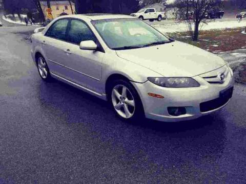 2006 Mazda MAZDA6 for sale at Wallet Wise Wheels in Montgomery NY