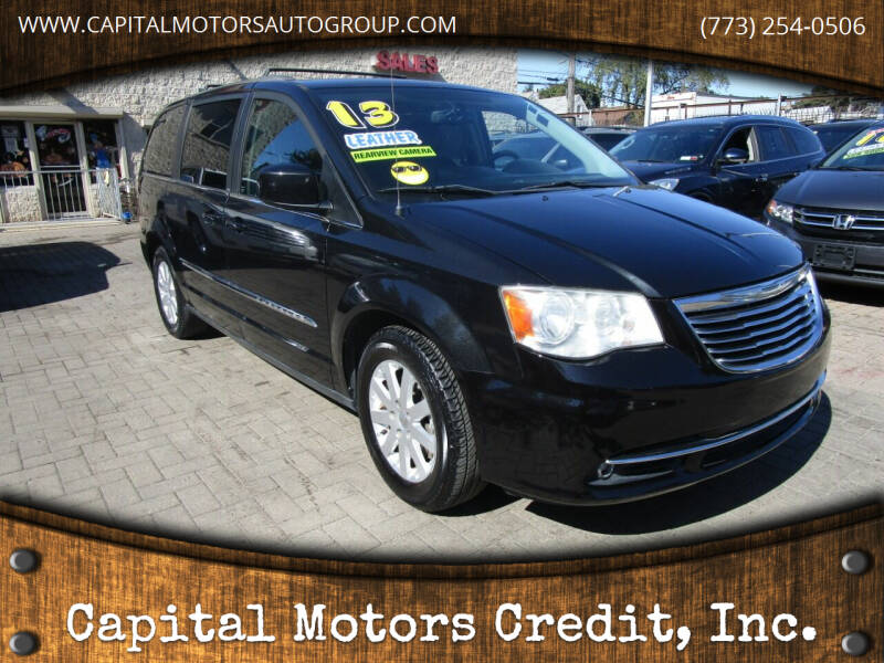 2013 Chrysler Town and Country for sale at Capital Motors Credit, Inc. in Chicago IL