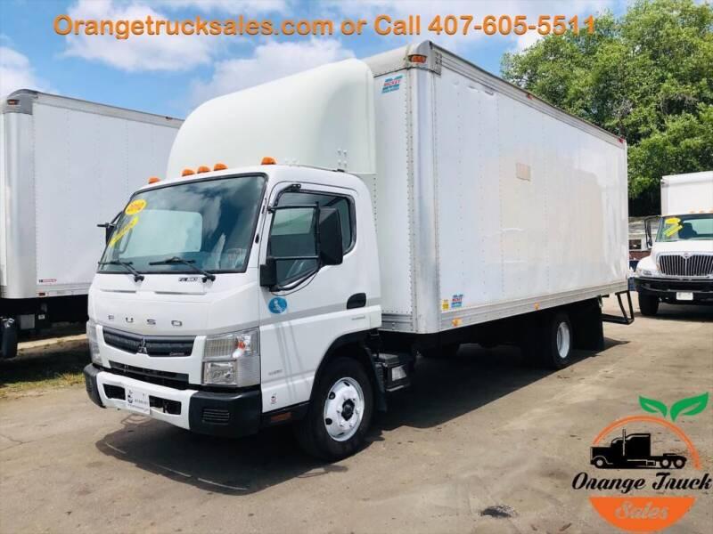 2012 Mitsubishi Fuso FEC92S for sale at Orange Truck Sales in Orlando FL