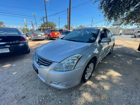 2012 Nissan Altima for sale at S & J Auto Group in San Antonio TX