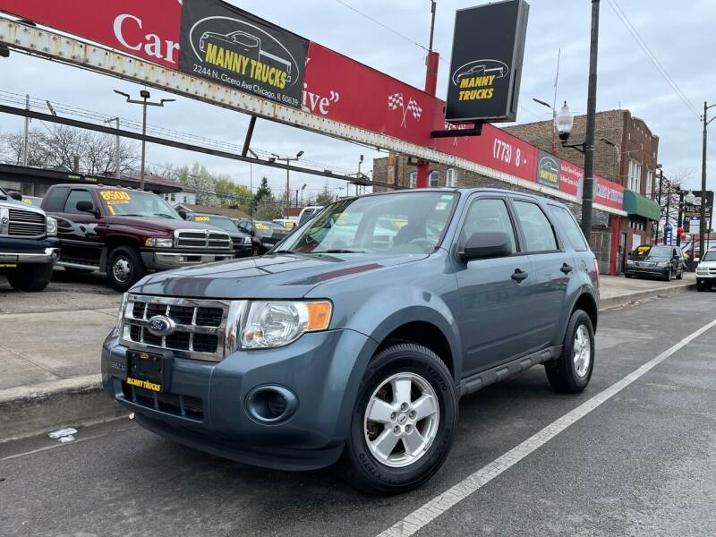 2010 Ford Escape for sale at Manny Trucks in Chicago IL