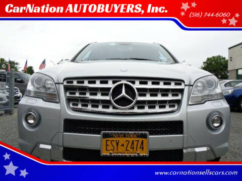 2009 Mercedes-Benz M-Class for sale at CarNation AUTOBUYERS, Inc. in Rockville Centre NY