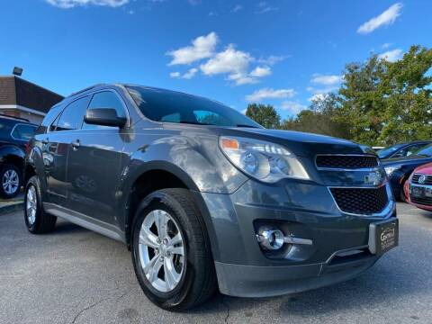 2010 Chevrolet Equinox for sale at Central 1 Auto Brokers in Virginia Beach VA