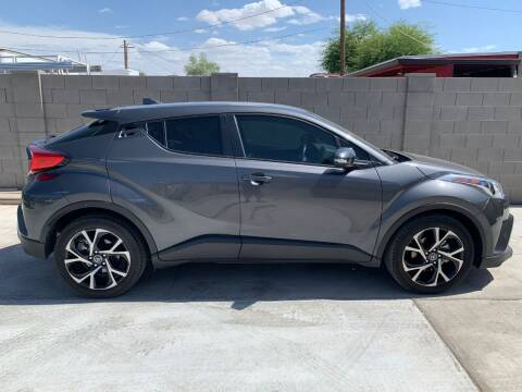 2018 Toyota C-HR for sale at Chandler Powersports in Chandler AZ