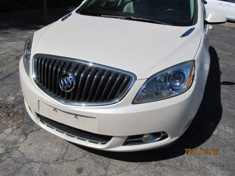 2013 Buick Verano for sale at Mid - Way Auto Sales INC in Montgomery NY