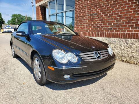 2005 Mercedes-Benz CLK for sale at Auto Pros in Youngstown OH