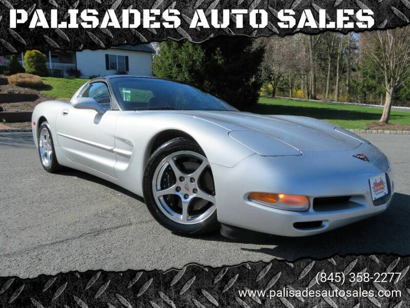 1998 Chevrolet Corvette for sale at PALISADES AUTO SALES in Nyack NY
