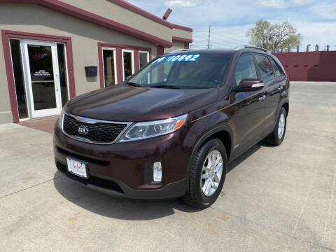 2014 Kia Sorento for sale at Sexton's Car Collection Inc in Idaho Falls ID