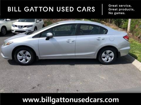 2014 Honda Civic for sale at Bill Gatton Used Cars in Johnson City TN