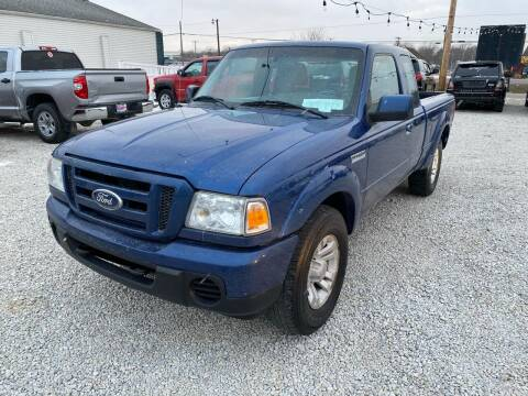 2010 Ford Ranger for sale at Davidson Auto Deals in Syracuse IN
