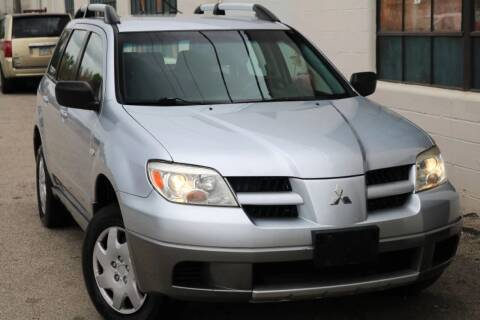 2006 Mitsubishi Outlander for sale at JT AUTO in Parma OH