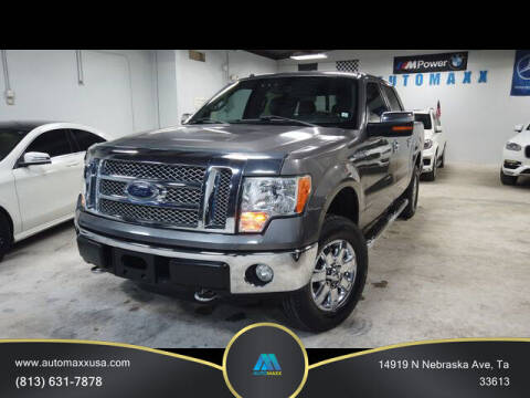 2013 Ford F-150 for sale at Automaxx in Tampa FL