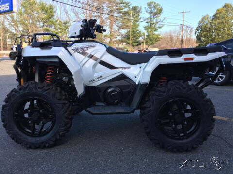2021 Polaris SPORTSMAN 570 ULTIMATE TRAIL L for sale at ROUTE 3A MOTORS INC in North Chelmsford MA