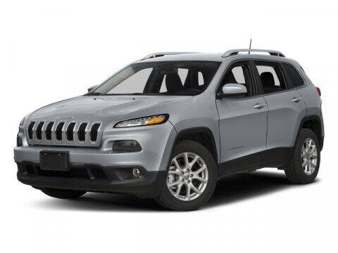 2018 Jeep Cherokee for sale at BEAMAN TOYOTA GMC BUICK in Nashville TN