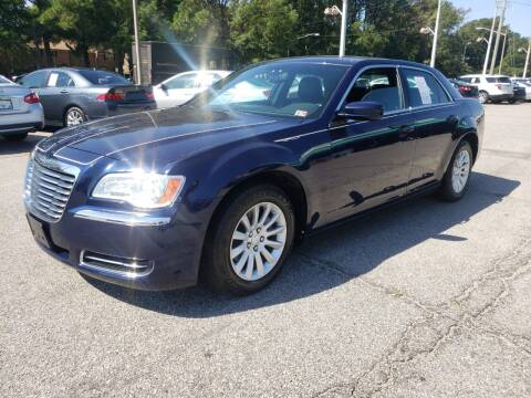 2014 Chrysler 300 for sale at Auto 757 in Norfolk VA