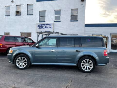 2010 Ford Flex for sale at Lightning Auto Sales in Springfield IL