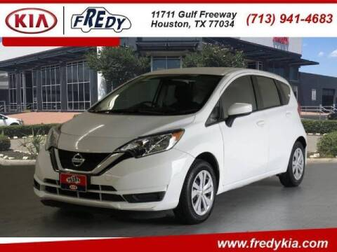 2017 Nissan Versa Note for sale at FREDYS CARS FOR LESS in Houston TX
