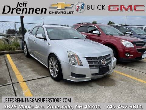 2010 Cadillac CTS for sale at Jeff Drennen GM Superstore in Zanesville OH