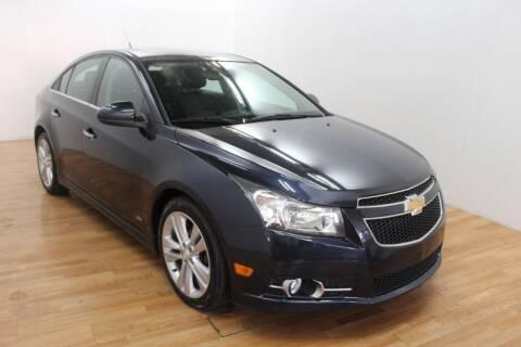 2014 Chevrolet Cruze for sale at Elite Auto Sales of MI, INC in Grand Rapids MI