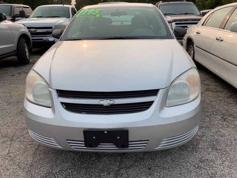 2007 Chevrolet Cobalt for sale at ALVAREZ AUTO SALES in Des Moines IA