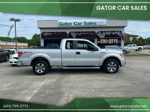 2013 Ford F-150 for sale at Gator Car Sales in Picayune MS