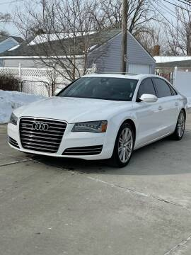 2011 Audi A8 L for sale at Suburban Auto Sales LLC in Madison Heights MI