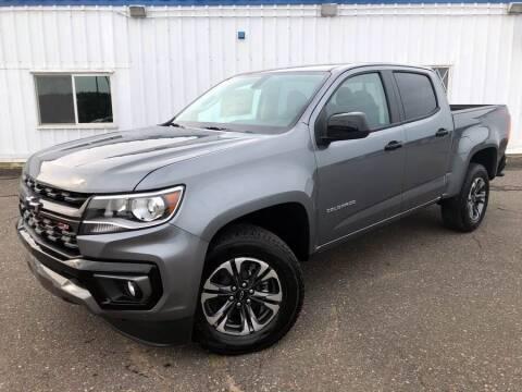 2021 Chevrolet Colorado for sale at STATELINE CHEVROLET BUICK GMC in Iron River MI
