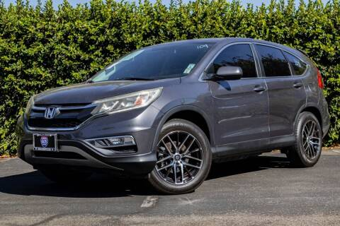 2015 Honda CR-V for sale at Southern Auto Finance in Bellflower CA