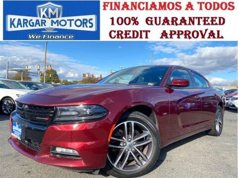 2018 Dodge Charger for sale at Kargar Motors of Manassas in Manassas VA