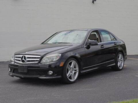 2010 Mercedes-Benz C-Class for sale at O T AUTO SALES in Chicago Heights IL