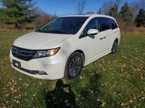 2016 Honda Odyssey for sale at Drive Motor Sales in Ionia MI